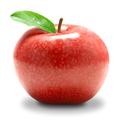 アトピー・喘息に効く、りんご、アトピー性皮膚炎を治す食事療法